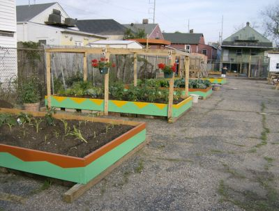 Mid City Community Garden